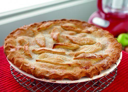Traditional deep dish apple pie | Cakes, desserts & decorating | Pint ...