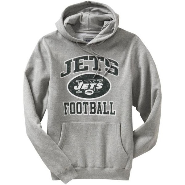 ny jets hoodie old navy found on Polyvore