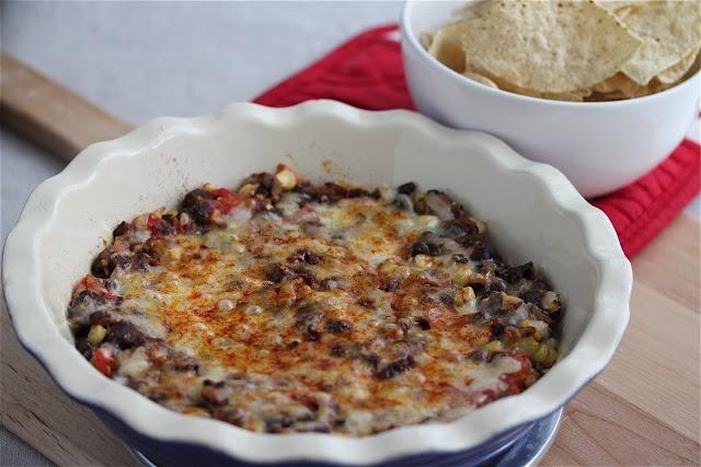 Easy Hot Black Bean Salsa Dip Recipe - Gluten Free - Jeanette's ...