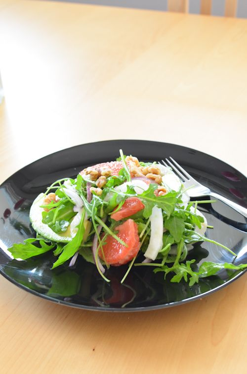 Grapefruit and Fennel Salad | SAVORY OR SWEET SALADS AND DRESSINGS ...