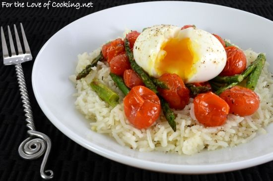 Breakfast Rice Bowl | by Pam | on For the Love of Cooking