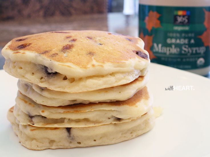 PERFECT PANCAKES- a tried and true recipe with the perfect consistency