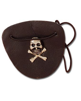 Skull and Crossbones with Eye Patch