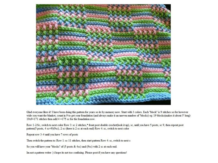 Pin by PJs Needful Stuff on Crochet Pinterest