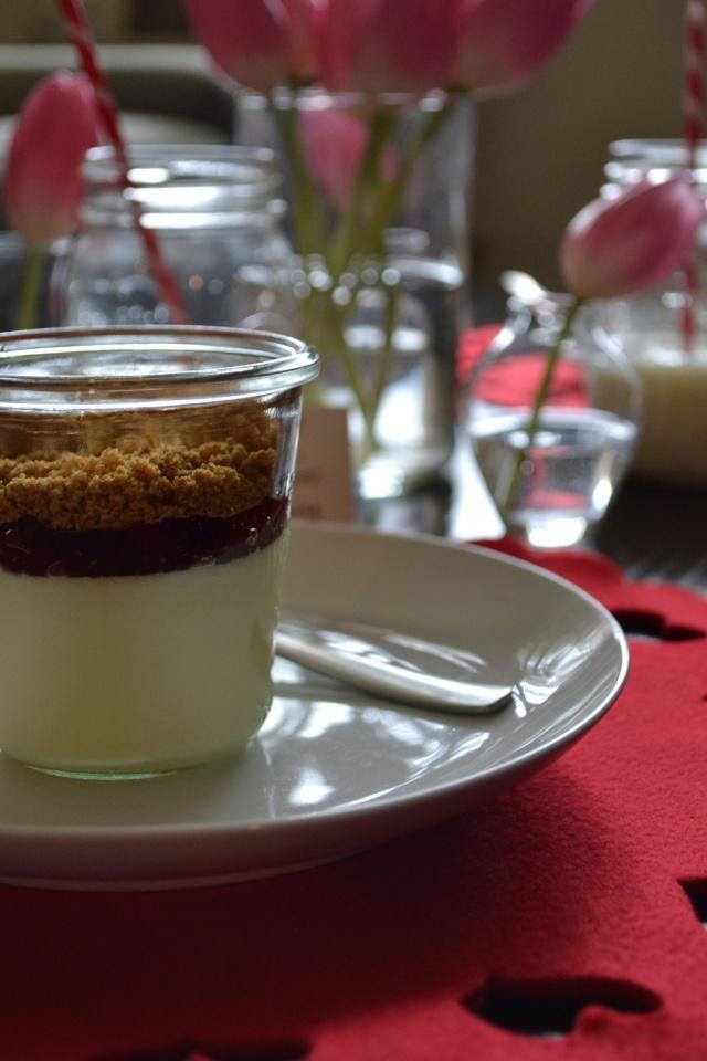Martha Stewart's mini cheesecake jars | food is good for the soul ...