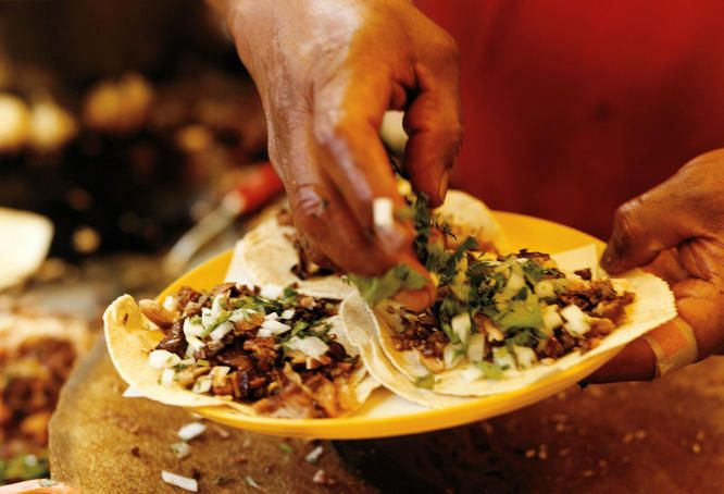 For a while, Jim and I were on a tacos kick and we made these every ...