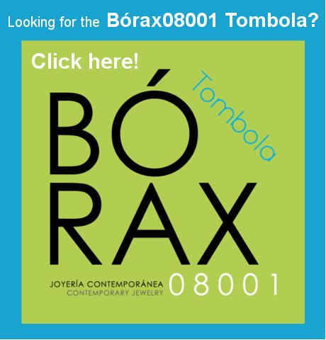 Bórax08001 Tombola in Paris!  The Bórax08001 collective will stroll in Paris on September (19-21 sept) - - X