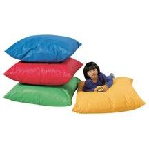 giant floor pillows  kid stuff  Pinterest