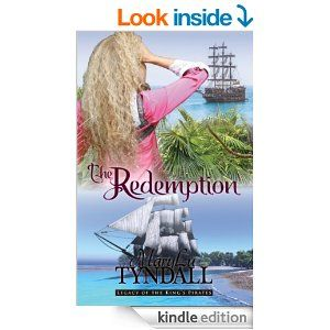 The Redemption (Legacy of the King's Pirates Book 1) - Kindle edition by MaryLu Tyndall. Religion  Spirituality Kindle eBooks @ Amazon.com....