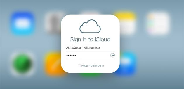 iphone icloud email lost