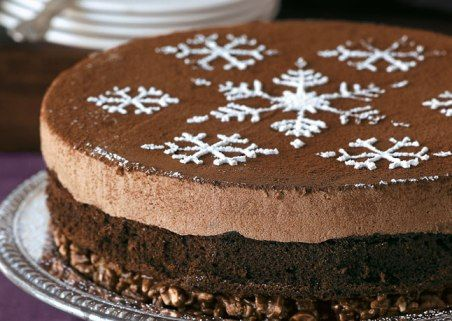 Flourless chocolate Hazelnut Cake | Favorite Recipes | Pinterest