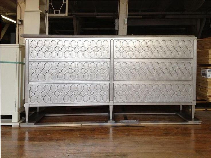 Silver Leaf Paint Furniture Home Is Where The Heart Is Pinterest