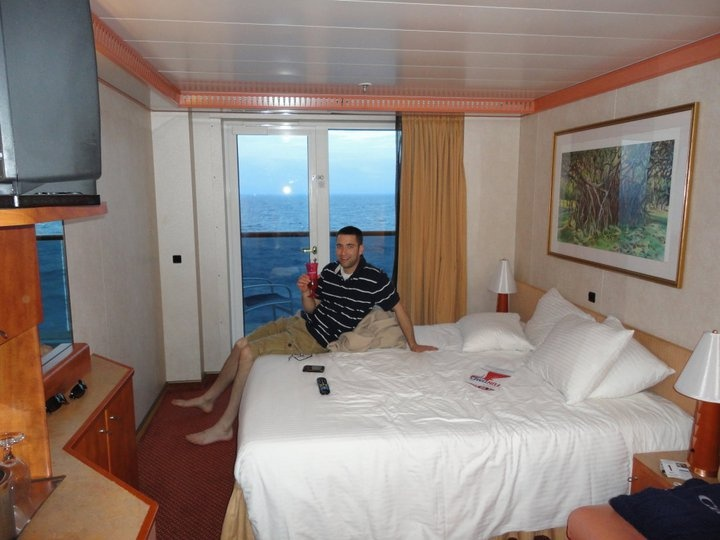Carnival cruise balcony suite carnival cruising pinterest for Balcony on carnival cruise