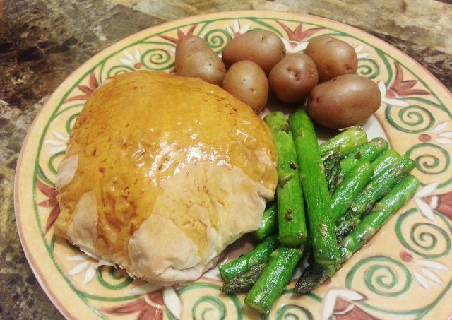 Portobello Mushroom Wellington. Vegetarian Dinner recipe! Delicious ...