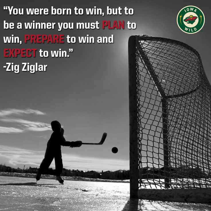 ... Monday! Got make it a great day #Motivation #Quote #Hockey