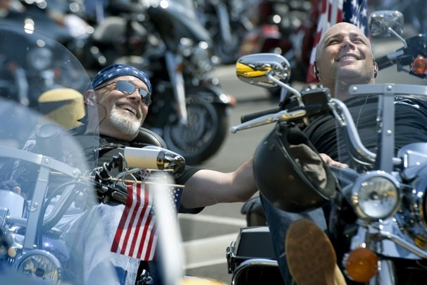 memorial day dc rolling thunder