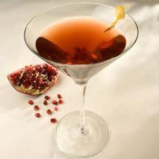 Pomegranitini Recipe | Drinks | Pinterest