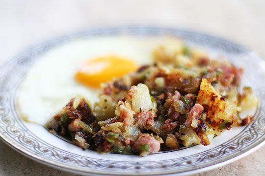 Ham and Potato Hash Recipe | Simply Recipes