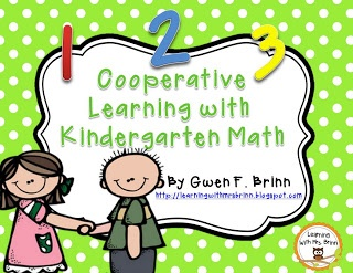 Learning with Mrs. Brinn: Thursday's Cooperative Learning Week 2- Get Cooperative Learning packet free for linking up or commenting until early morning June 20th.