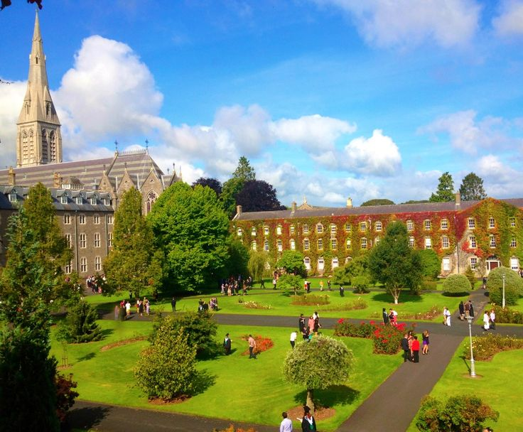 Maynooth Ireland  city pictures gallery : Congratulations to all NUIM students who are graduating this week! The ...