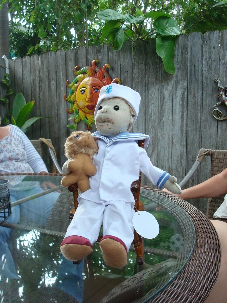 robert the haunted doll