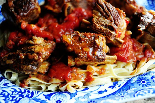 Anything with short ribs. Anything. | Pasta for the Beau | Pinterest