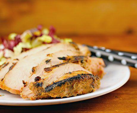 Recipe for Zanzibar tandoori grilled turkey breast - The Perfect ...