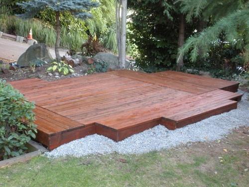 patio design concrete
