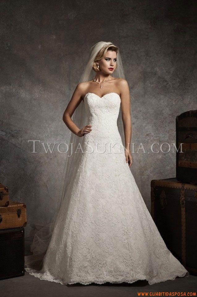 ... by abitidasposa online on abiti da sposa justin alexander  Pinte