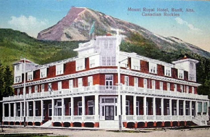 Royal Hotel Banff