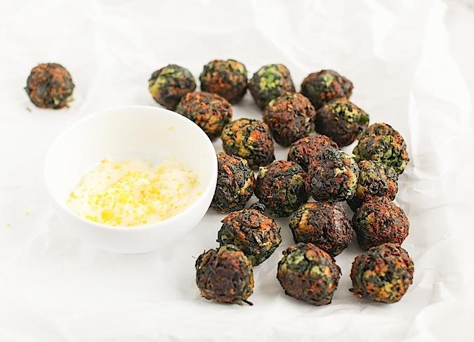 Spinach Balls   Food   Pinterest