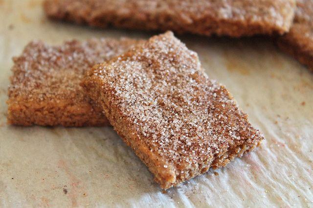 cinnamon sugar honey graham crackers | Cookie Creations | Pinterest
