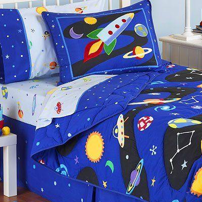 Little Einsteins Crib Bedding