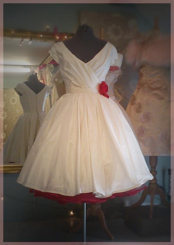 Cute rockabilly wedding dress rockabilly wedding pinterest for My perfect wedding dress