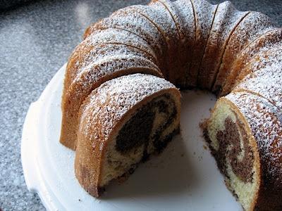 Rum-Scented Marble Cake Recipes — Dishmaps