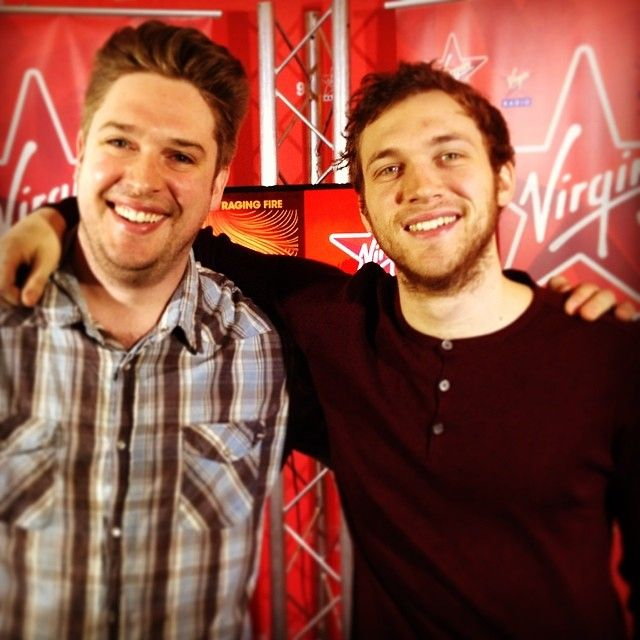Special Ed with Phillip Phillips! | On-Air Talent | Pinterest