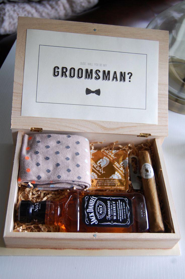 Недорогой приятный подарок мужчине