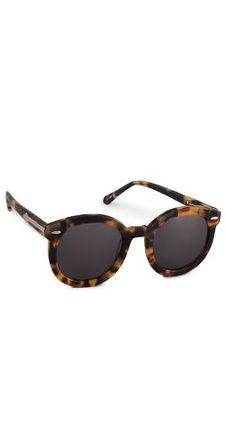 Love these Karen Walker sunglasses