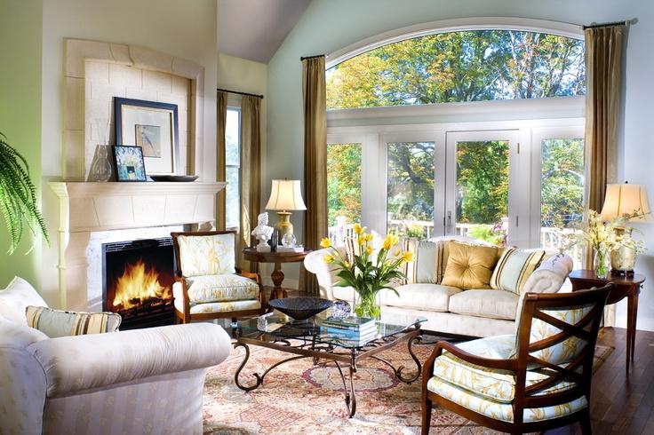 Window Treatments For Large Windows Decorating Ideas