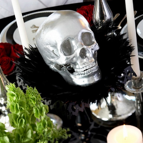 Elegant Halloween Decorating Ideas Halloween Interior