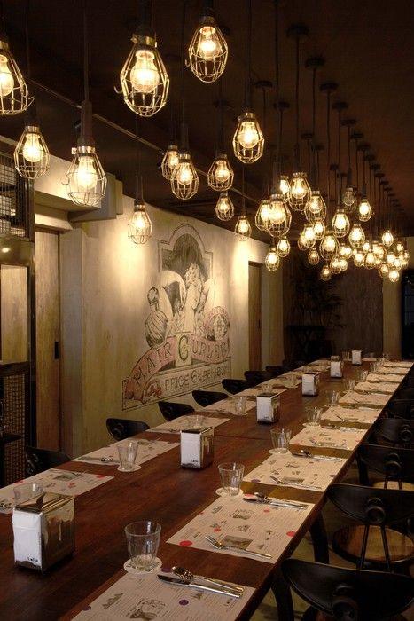 Restaurant bar design awards spaces commercial