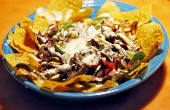 Steak Fajita Nachos | Food & Wine | Pinterest