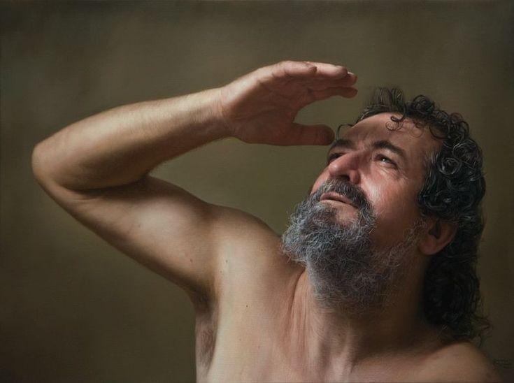Pintura hiperrealista, Javier Arizabalo