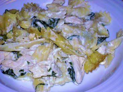 Chicken Florentine Pasta | Yumminess!!! | Pinterest