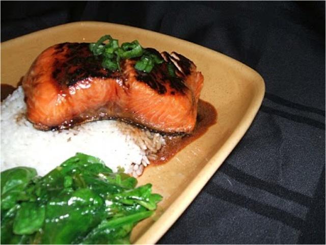 Maple salmon | Recipes: Seafood | Pinterest
