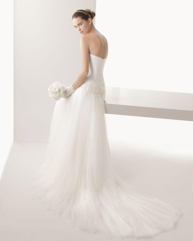 rosa clara cisne 2014  Robes de mariée  Pinterest