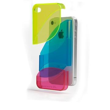 Case-Mate iPhone 4 Colorways Case  Designer: Mr. Ludovic Roth - Industrial Designer   Design Type: Cellphone Case   Launch Year: 2011