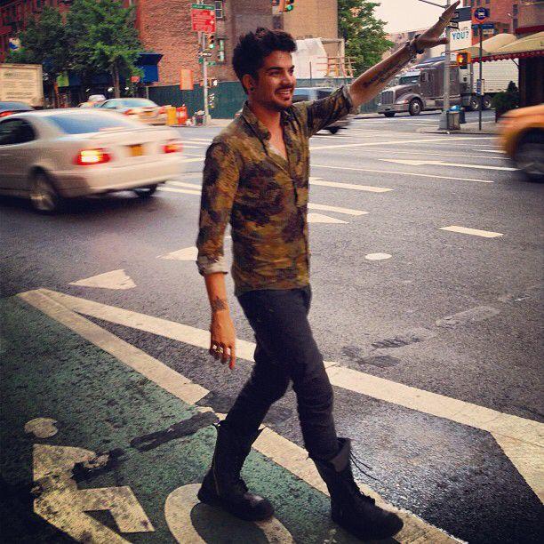 Are you goin' my way | ☆★Adam Lambert ...