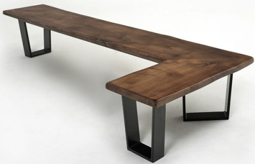 L Shape Dining Table For The Home Pinterest