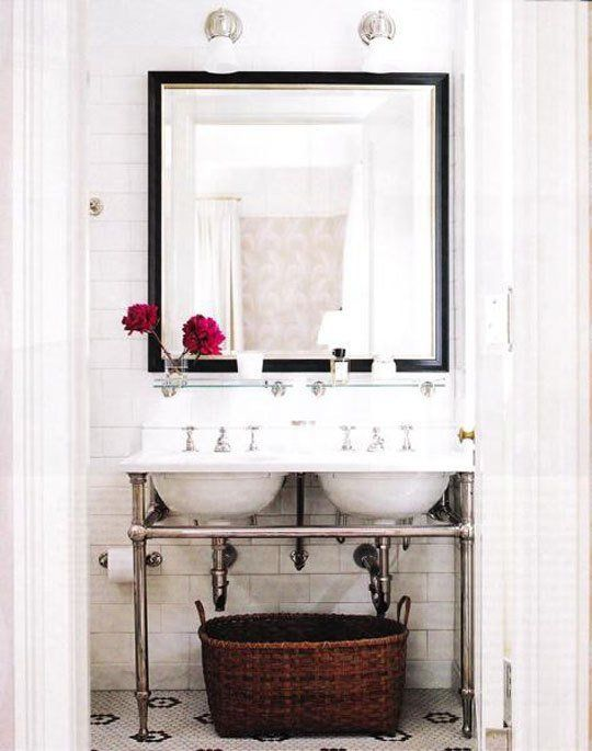 Have A Small Bathroom Pedestal Sink Inspirations